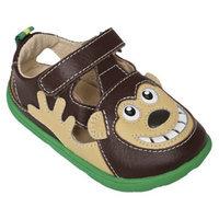 Toddler Boy's Zooligans Bobo Sneakers - Green 6