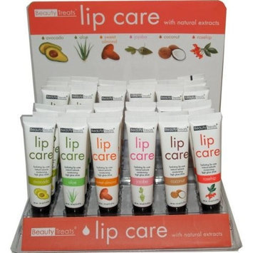 DDI Netural Extracts Lip Care Case Pack 36 - 557274