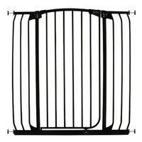 Dream Baby Dreambaby X/Tall And Wide Madison Swing Gate