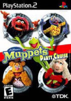 TDK Mediactive Muppets Party Cruise