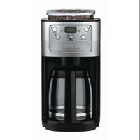 Refurbished Cuisinart DGB-700 Grind & Brew 12 Cup Automatic Coffeemaker (Brushed Chrome) plus Accessory Bundle