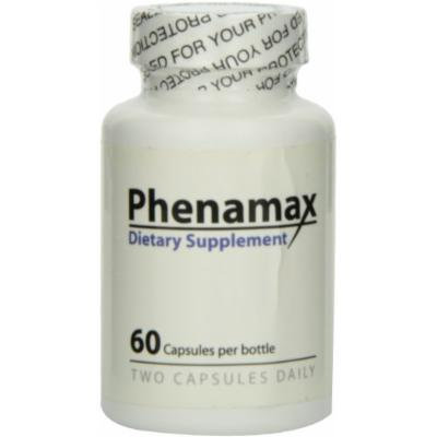Facedoctor Phenamax Diet Supplements, 60 Count