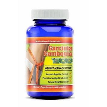 MaritzMayer Garcinia Cambogia Extract, 1000 mg, 60 Capsules, 24 Pack