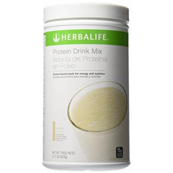 Herbalife Protein Drink Mix (Vanilla) 21.7 oz