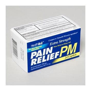 PAIN RELIEF PM 24 CAPLETS
