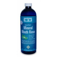 Trace Minerals Research ConcenTrace Mineral Mouth Rinse - 16 Fl Oz - Mint