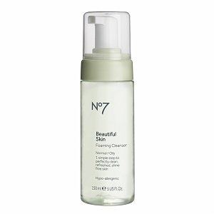 Boots No7 Beautiful Skin Foaming Cleanser