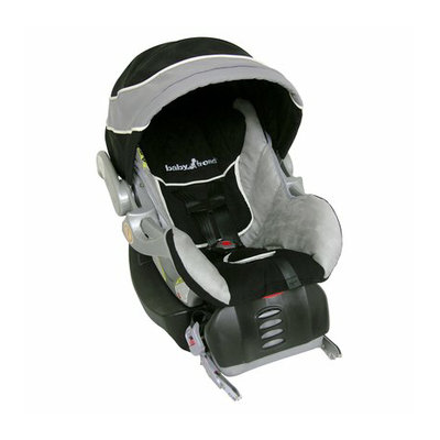 Baby Trend Baby Flex-Loc 30 lb. Infant Car Seat- Phantom Black/Grey
