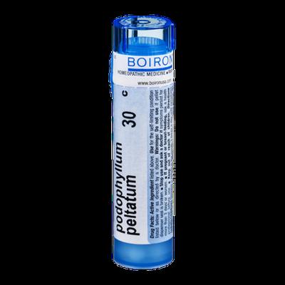 Boiron Podophyllum Peltatum 30 C - 80 CT
