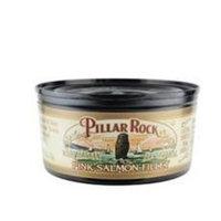 Pillar Rock Salmon, Pink, Fillet , 6 oz (pack of 24 )