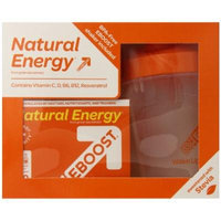 Eboost Nutritional Smart Shake Energy Kit and Box
