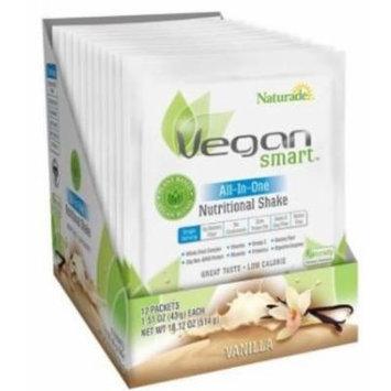 Naturade Vegansmart All-in-One Nutritional Shake, Vanilla