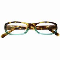 ICU Eyewear Eco-Friendly Reading Glasses Full Rectangle Frame +1.75
