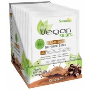Naturade Vegansmart All-in-One Nutritional Shake, Chocolate