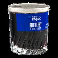 Simply Enjoy Blueberry Preserves