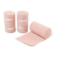 Advanced Orthopaedics 3360 Elastic Bandage With Clips 6 in. x 5.5 Yds