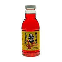 16oz Jazz Total Detox Liquid Concentrate with B2 & Creatine (Strawberry Kiwi)
