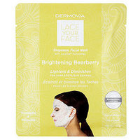 Dermovia Lace Your Face 'Brightening Bearberry' Mask