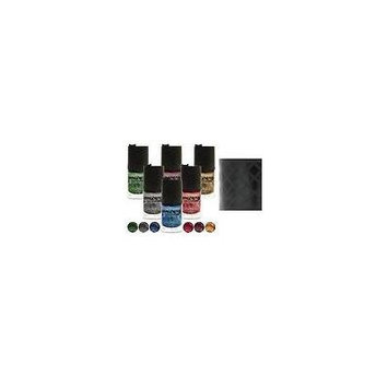 Harmony Gelish Magneto Magnetic Nail Polish 6 pc Collection - FISHNET DESIGN