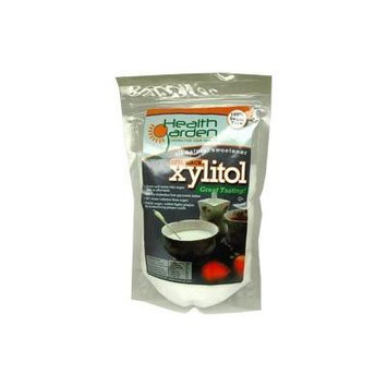 Health Garden Kosher for Passover Birch Xylitol 1 Lb Product of USA (Not Corn)