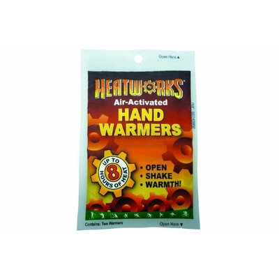 Ammex HW Heatworks Air-Activated Emergency Hand, Pocket and Glove Warmers (Case of 240)