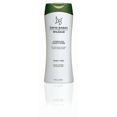 David Babaii For Wild Aid Hydrating Conditioner, 13.5-Ounce Bottle