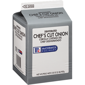 McCormick Culinary® Onion, Chef's Cut