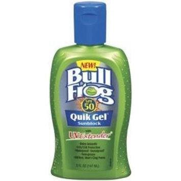 Bullfrog Water Armor Quik Gel SPF50 5oz