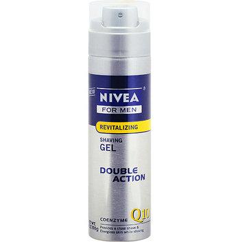 NIVEA for Men Q10 Double Action Shave Gel