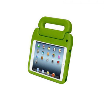 Kensington 67795 SafeGrip Rugged Carry Case and Stand, for iPad Mini, Green