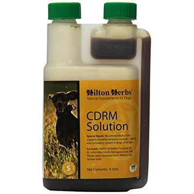 Hilton Herbs 90372 CDRM Solution .5pt 250 ml Bottle