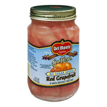 Del Monte® SunFresh No Sugar Added Red Grapefruit