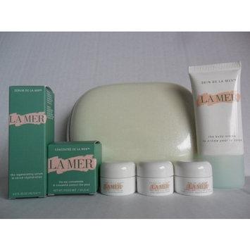 La Mer Skin Care Set(Cream, Gel, Regenerating serum, Eye Balm Intense, Body Cream). This is Promotional Sample Size Product.