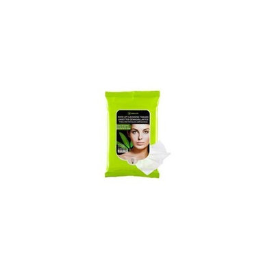 Nicka K A! Absolute Make up Cleansing Tissues-Green Tea-10 ct