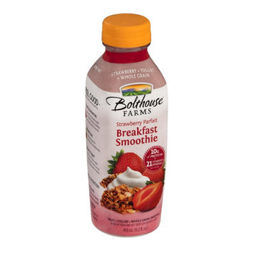 Bolthouse Farms Strawberry Parfait Breakfast Smoothie
