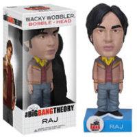 Global Holdings Inc Big Bang Theory Wobbler Raj