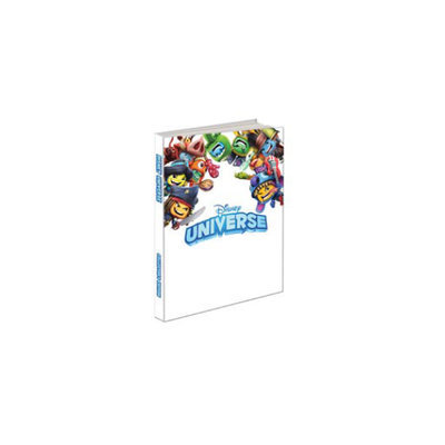 Prima Publishing Disney Universe Collector's Edition Official Strategy Guide