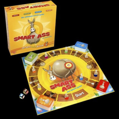 Smart Ass Board Game
