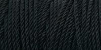 Melrose Nylon Crochet Thread Size 18 197 Yards-Black