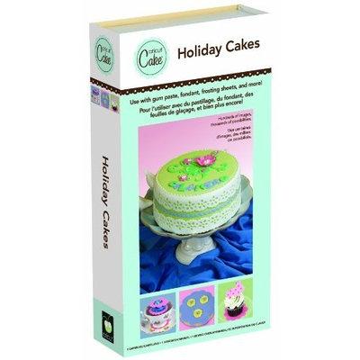 Provo Craft   Novelty/ Cricut Cricut Cake Cartridge, Holiday Cakes