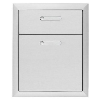 Lynx Professional Ventana Double Drawer with Soft Close