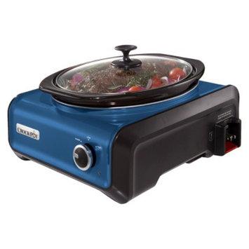 Crock Pot Crock-Pot Hook Up Connectable Entertaining System, 3.5-Quart - Blue