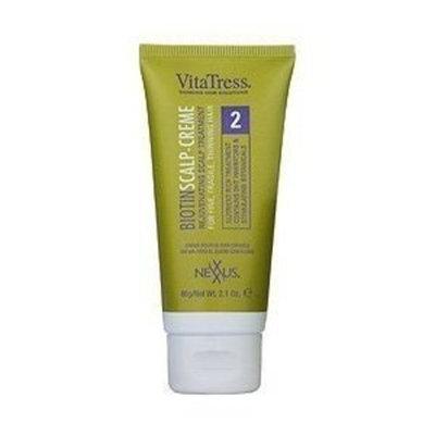 Nexxus Vitatress Biotin Scalp Creme, 2.1 Ounce