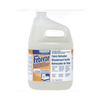 Procter & Gamble Professional Deep Penetrating Febreze Fabric Refresher & Odor Eliminator One Gallon