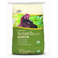 Manna Pro Organic Scratch Feed 30 Lb