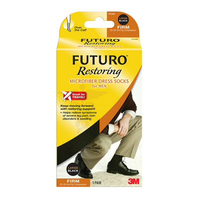 FUTURO Dress Socks for Men