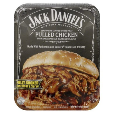 Jack Daniel's Seasoned and Cooked Pulled Chicken 16 oz