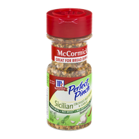 McCormick Perfect Pinch Sicilian Crushed Red Pepper & Garlic Seasoning