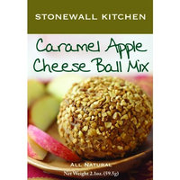 Stonewall Kitchen Caramel Apple Cheese Ball Mix, 2-Ounce Boxes (Pack of 6)