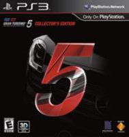 Sony Computer Entertainment Gran Turismo 5 Collector's Edition